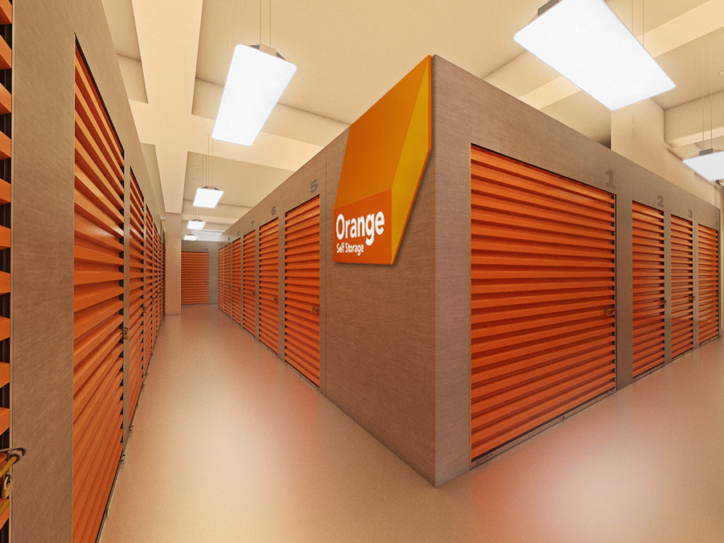 Orange Self Storage