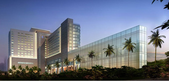 Ritz Carlton Hotel, Bangalore
