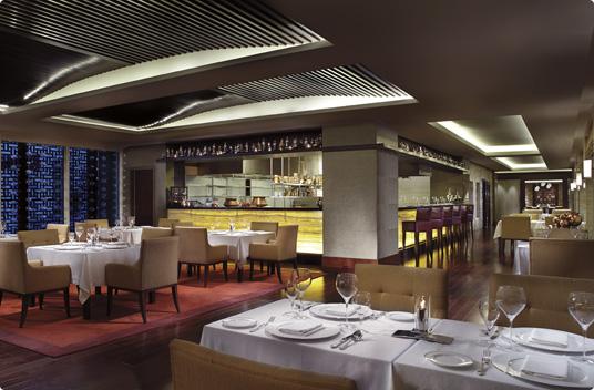 Riwaz in Ritz Carlton Hotel