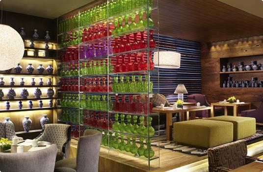 The Lantern in Ritz Carlton Hotel