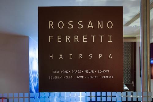Hair Spa in Ritz Carlton Hotel